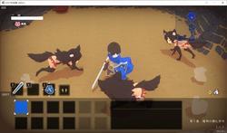 Labyrinth of Estras screenshot 0