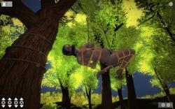 Shibari in the Forest screenshot 0