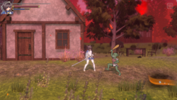The Fairy Tale of Holy Knight Ricca: Two Winged Sisters screenshot 9