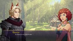 The Marauder Chronicles - Curse over Valdria screenshot 0