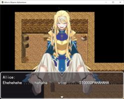 Alice's Bizarre Adventure-Tickling! screenshot 3