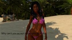 Alone in the milfy island with milfs and girls screenshot 4