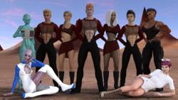 SpaceCorps XXX screenshot 3