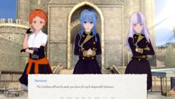 Three Houses screenshot 4
