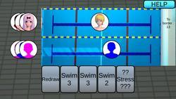 Relay Swimming screenshot 2