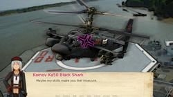 Attack Helicopter Dating Simulator screenshot 3