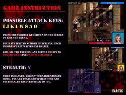 Elegant Assassin Lydia - Episode 2: Infiltration Incomplete screenshot 1