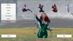 Heroes screenshot 1