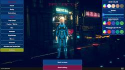 District-7: Cyberpunk stories screenshot 0