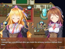 Mira and the Mysteries of Alchemy screenshot 3