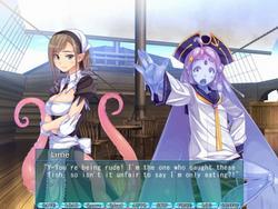 Mamono Musume - Slime & Scylla screenshot 10