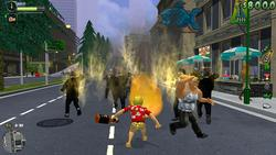 BoneTown: The Second Coming Edition screenshot 2