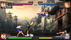 Hentai Mugen screenshot 4