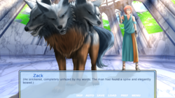 King of the Raft - A LitRPG Visual Novel Apocalypse Adventure screenshot 9