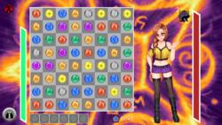 Magic Girls-Token Academy Simulated Battle screenshot 2