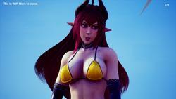Daemon Girl vs. Dildo Ball screenshot 2