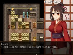 Kunoichi Botan screenshot 0