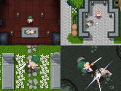 Juuyoku no Jousai, the Fortress of Carnal Lust screenshot 2