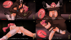 Fallen Princess Knight Anastia- and the curse of impregnation by the sperm of any race screenshot 2