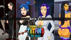 Grown-Up Titans : The Game screenshot 0
