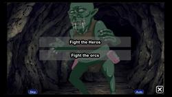 Touching Live2D Ork Sex With Lady Knight screenshot 8