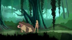 Cretaceous Seas - Ayla's Story screenshot 5