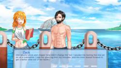 King of the Raft - A LitRPG Visual Novel Apocalypse Adventure screenshot 0