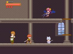 Super Mamono Sisters screenshot 4