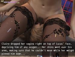 Giantess Spa - Investigation screenshot 12