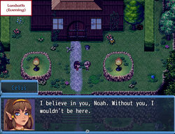 Henteria Chronicles Chap.2 : The Law of the Tribe screenshot 5