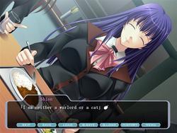 Shion - Cruel Magical Angel screenshot 2