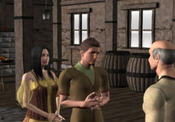 Giles' Journey screenshot 1