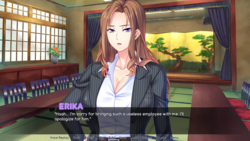 Bitchy Boss Bimbofication screenshot 5