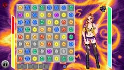 Magic Girls-Token Academy Simulated Battle screenshot 3