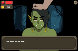 Orc Waifu screenshot 2