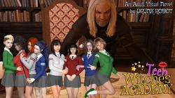 Teen Witches Academy screenshot 5