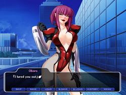 Anti-Demon Ninja Asagi screenshot 5