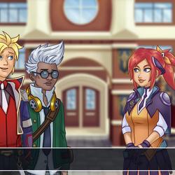 Summoner School Academia screenshot 2