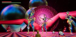 SpaceGirl Retro Synth screenshot 2
