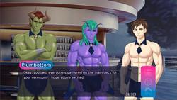 Hardcore Cruising: A Sci-Fi Gay Sex Cruise! screenshot 9