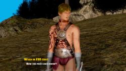 F5D - Fantasy 5d, an erotic quest screenshot 0
