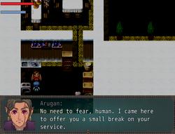 The Hawkman screenshot 2