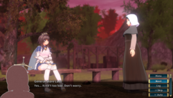 The Fairy Tale of Holy Knight Ricca: Two Winged Sisters screenshot 12