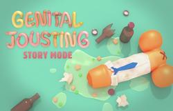 Genital Jousting screenshot 0