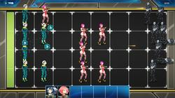 Girls vs Aliens screenshot 1
