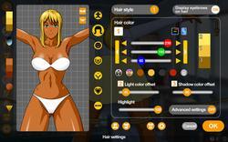 Touch The Girl! screenshot 8