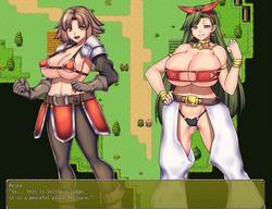 Dirty and lascivious awakening RPG by lecher knight Reika screenshot 2