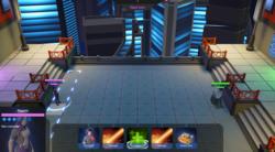 Cyberpink: Tactics screenshot 2