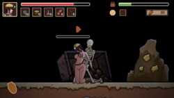 Haileys' Treasure Adventure screenshot 1