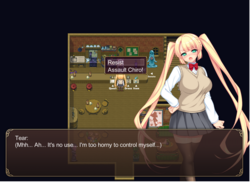 Tear and the Library of Labyrinths screenshot 3
